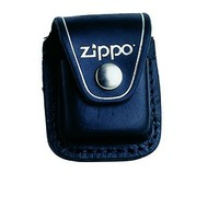 Zippo Pouch Black with Clip