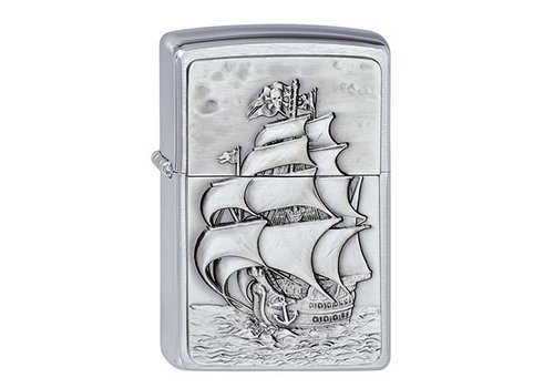 Lighter Zippo Pirates Ship