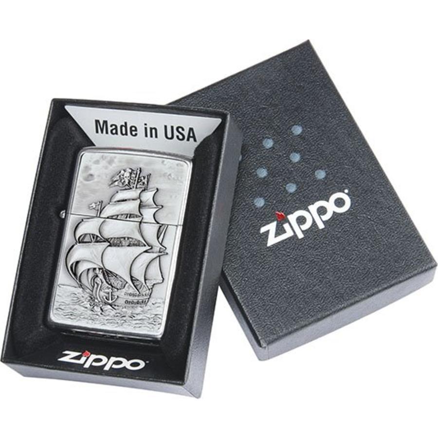 Aansteker Zippo Pirates Ship