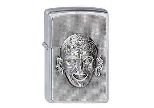 Lighter Zippo Maori Face