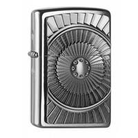 Aansteker Zippo Turbine Emblem