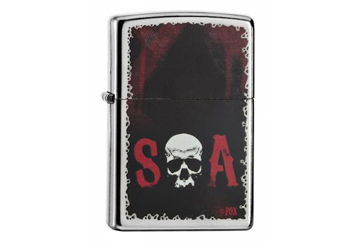 Lighter Zippo SOA Sons of Anarchy