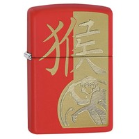 Aansteker Zippo Year of the Monkey