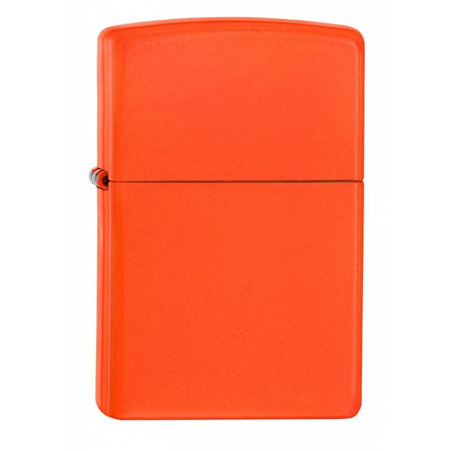 Aansteker Zippo Neon Orange