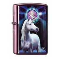Lighter Zippo Anne Stokes Collection Unicorn