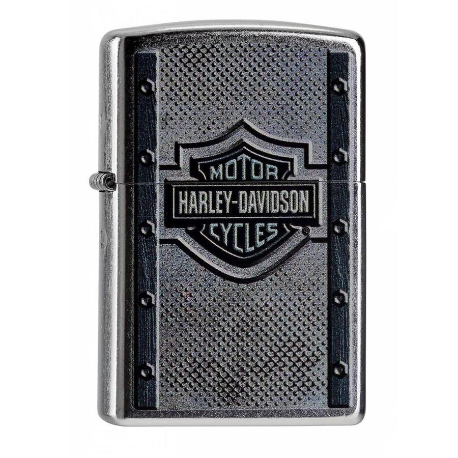 Lighter Zippo Harley Davidson Metal