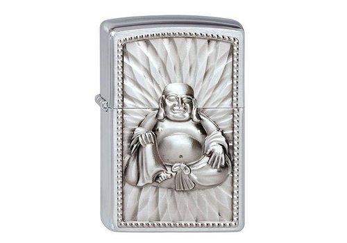 Lighter Zippo Buddha with 108 Pearls