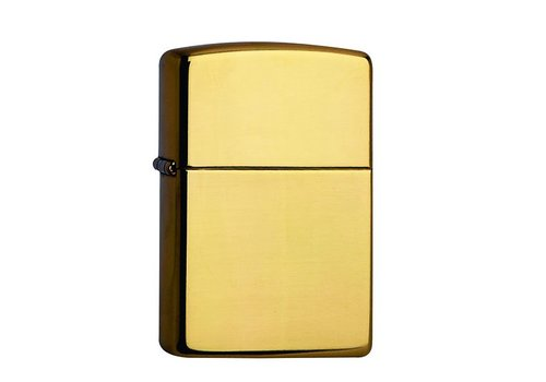 Lighter Zippo Armor Case High Polish Brass