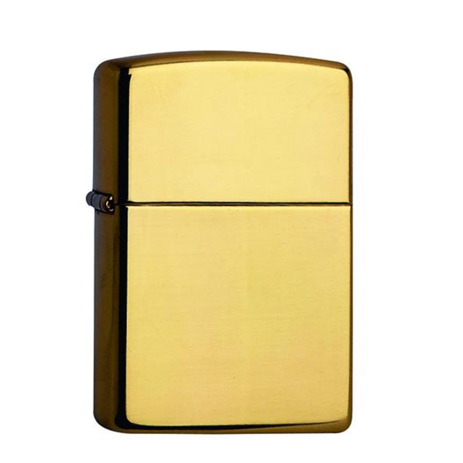 Lighter Zippo Brass High Polished