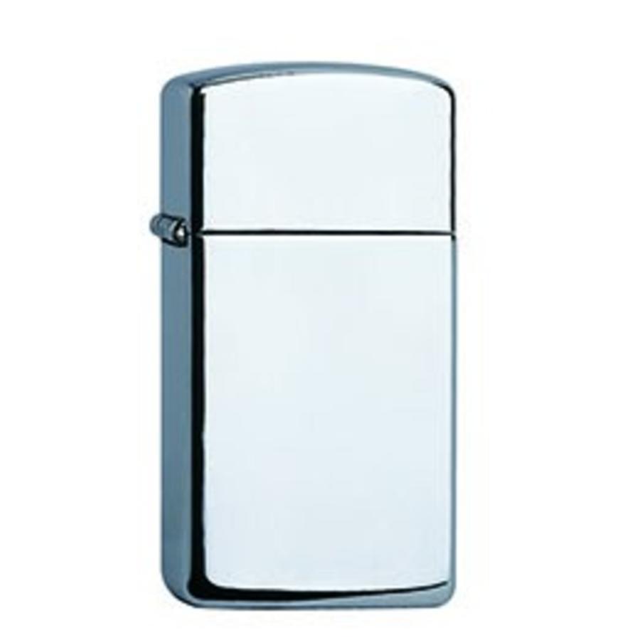 Aansteker Zippo Slim High Polish Chrome