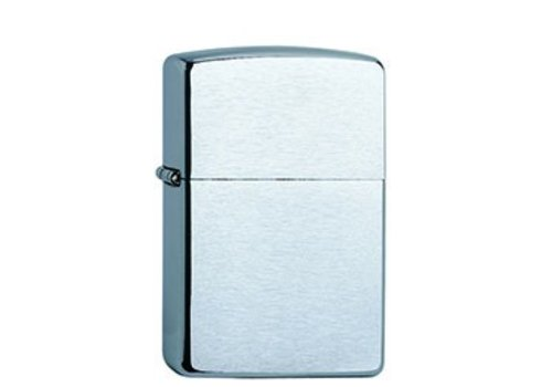 Aansteker Zippo Armor Case Brushed Chrome