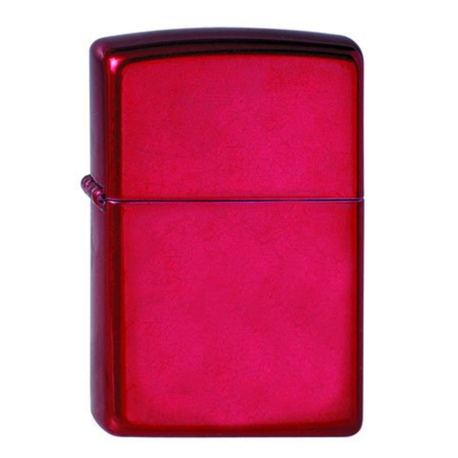 Lighter Zippo Candy Apple Red