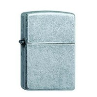 Lighter Zippo Antique Silver