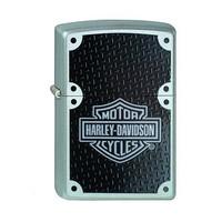 Aansteker Zippo Harley Davidson Carbon Fiber