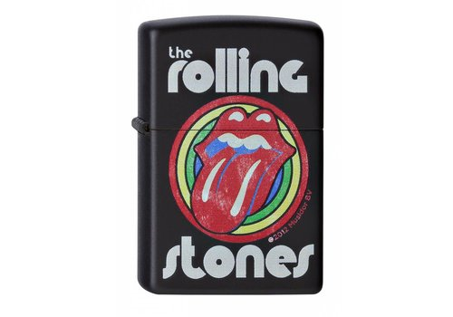 Aansteker Zippo The Rolling Stones