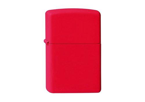 Aansteker Zippo Red Matte