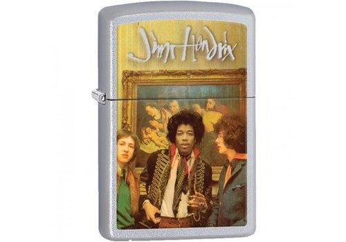 Aansteker Zippo Jimi Hendrix