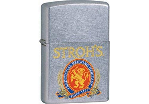 Lighter Zippo Stroh's Beer