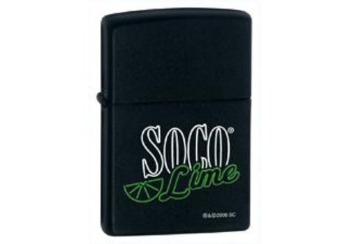 Lighter Zippo Southern Comfort Soco Lime