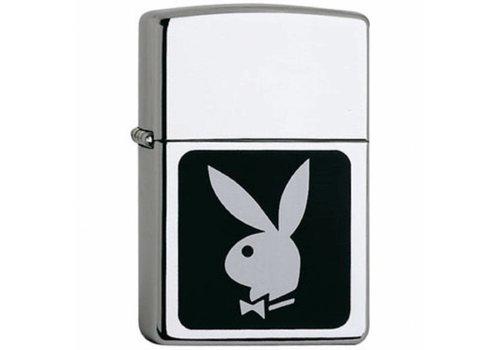 Lighter Zippo Playboy Bunnyhead Black