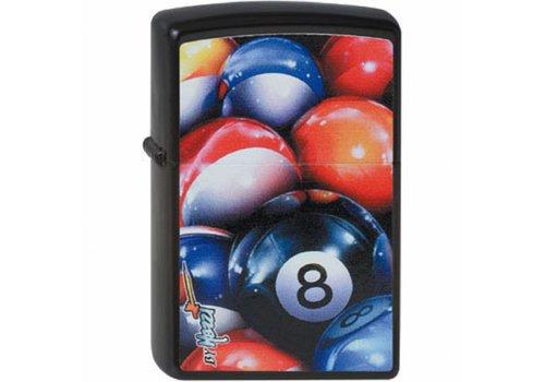 Lighter Zippo Mazzi Eightball