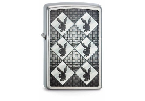 Lighter Zippo Playboy Abstract