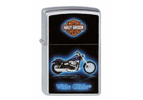 Aansteker Zippo Harley Davidson Wide Glide