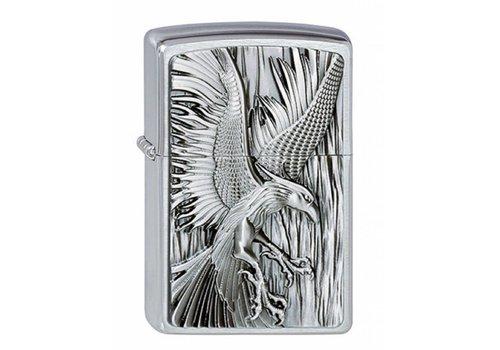 Lighter Zippo Phoenix in Flames