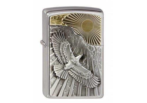 Aansteker Zippo Eagle Sun Fly