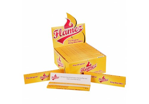 Flamez Kingsize Vloei Slim Box