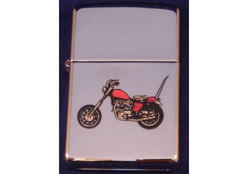 Lighter Zippo Motorcycle Chopper