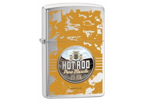 Aansteker Zippo Hot Rod Pure Muscle