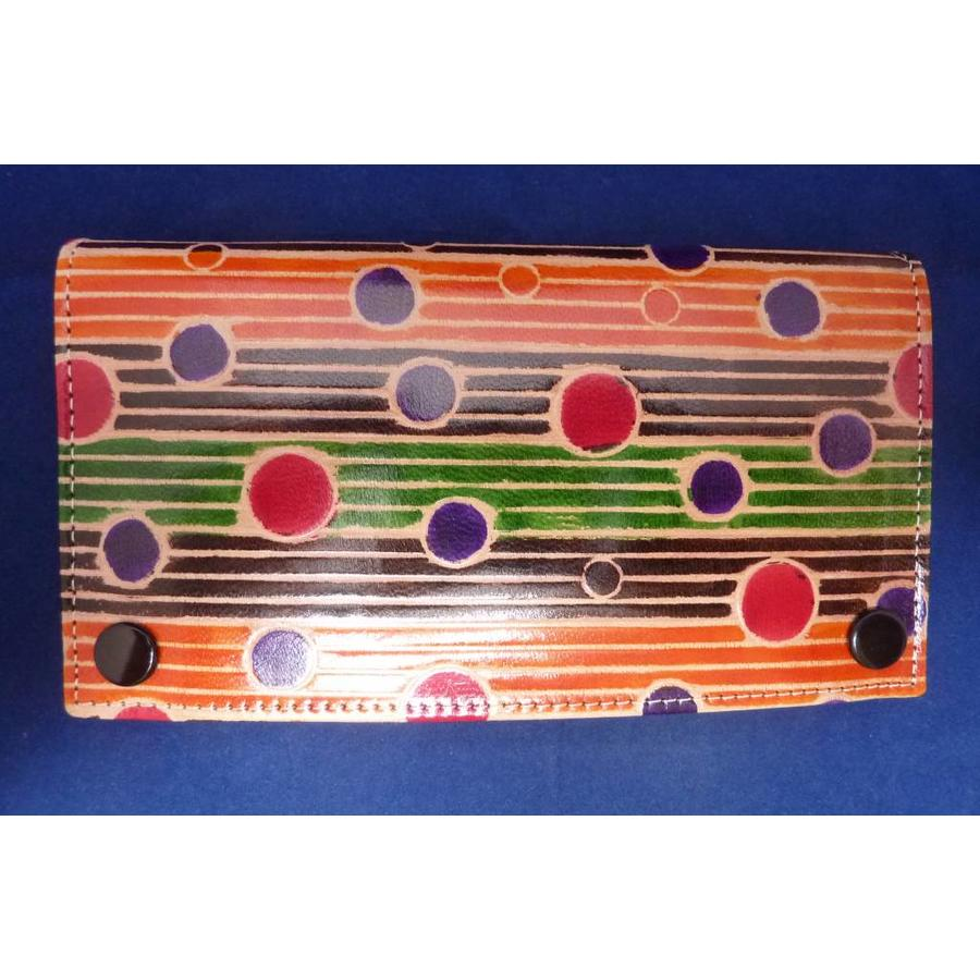 Roll Your Own Pouch Luxe Leather Indian Design