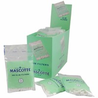 Mascotte Slim Filters 6 mm. Zakjes Box