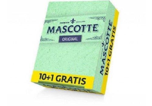 Mascotte Original Vloei 10+1 Pack