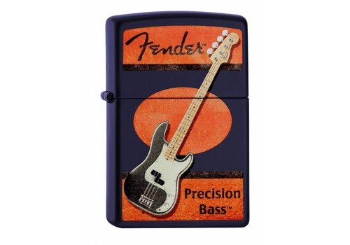 Lighter Zippo Fender Guitar Precision Bass