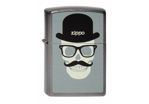 Lighter Zippo Funny Skull