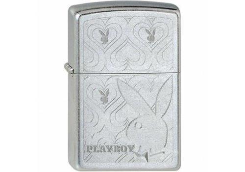 Lighter Zippo Playboy Bunny Hearts