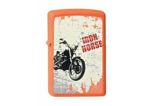 Lighter Zippo Iron Horse