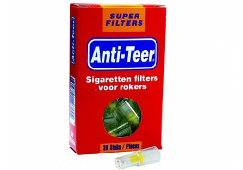 Anti-Teer Sigaret Filter 30