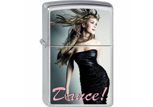 Aansteker Zippo Dancing Woman