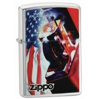 Aansteker Zippo Mazzi USA Flag