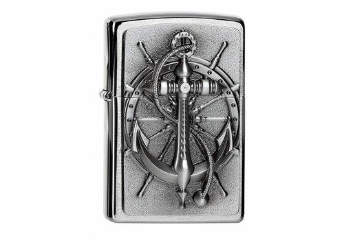 Lighter Zippo Nautic Emblem