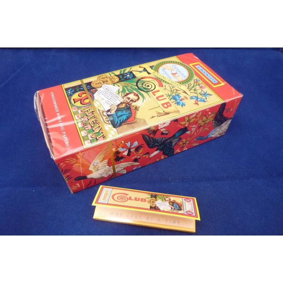 Club Carre Rolling Paper Box