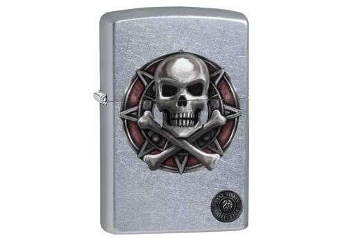 Aansteker Zippo Anne Stokes Collection Skull