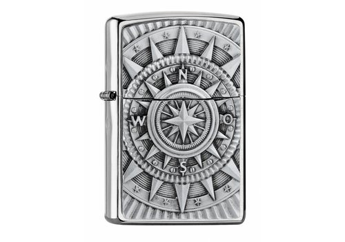 Lighter Zippo Compass Emblem