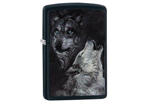 Lighter Zippo Wolf