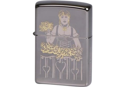 Lighter Zippo Mountain Domina Limited Edition