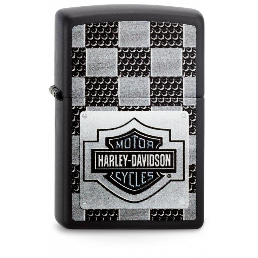 Lighter Zippo Harley Davidson Iron