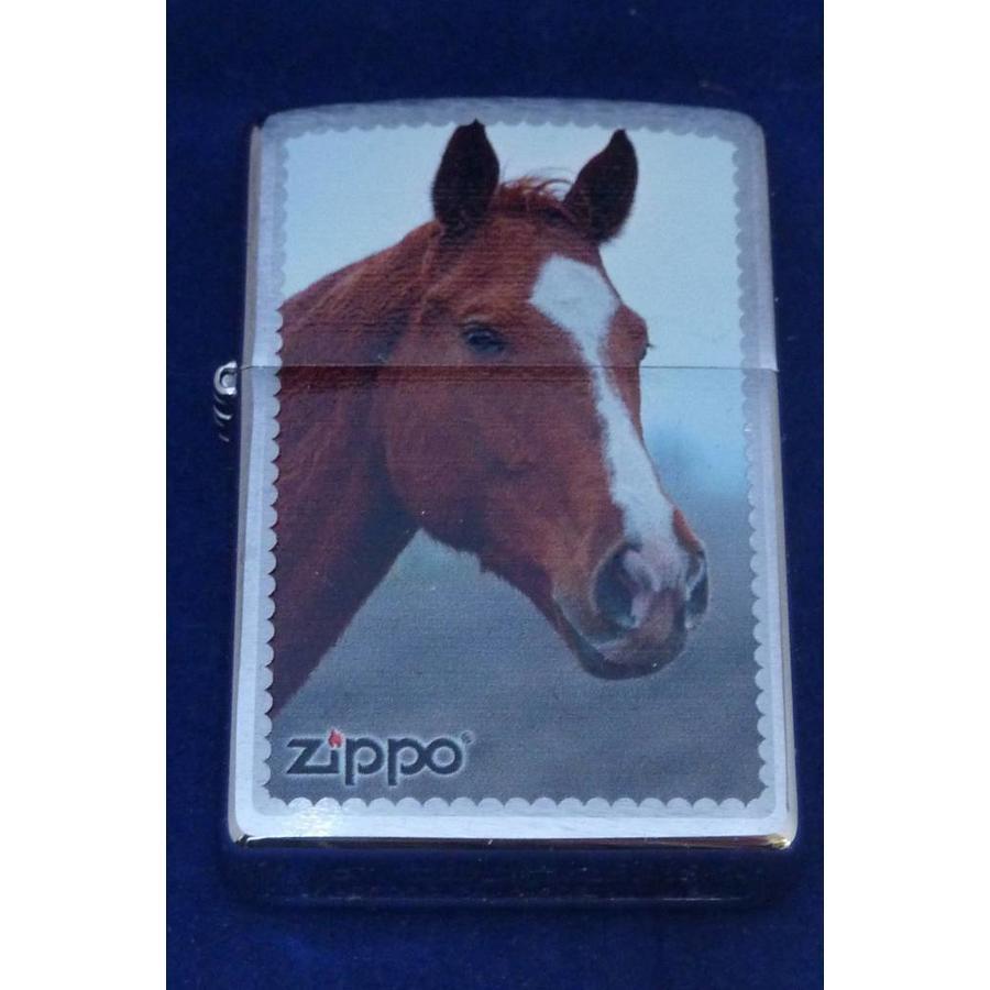 Lighter Zippo Horse Head